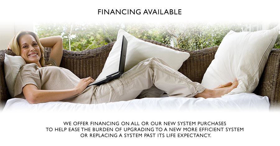 Daikin financing offer